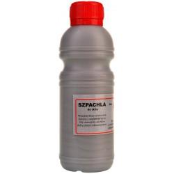 CZARNA SZPACHLA DO SKÓRY 180 ml RENOSKÓR