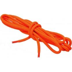 POMARAŃCZOWE Sportowe sznurowadła FI 4,5 MM