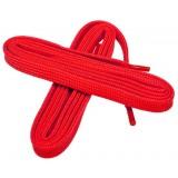 CZERWONE Szerokie sznurowadła 7 mm