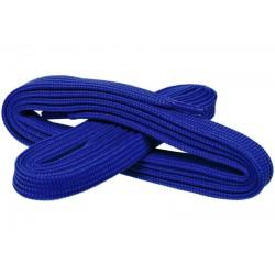 GRANATOWE Szerokie sznurowadła 7 mm