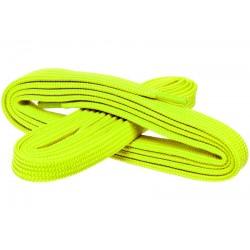 SELEDYNOWE Szerokie sznurowadła 7 mm